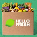 hello fresh recipe box